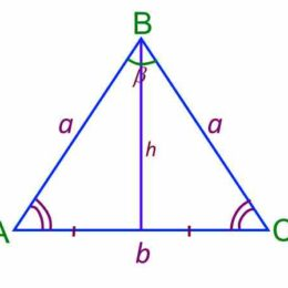 Площадь треугольника в заданиях ОГЭ