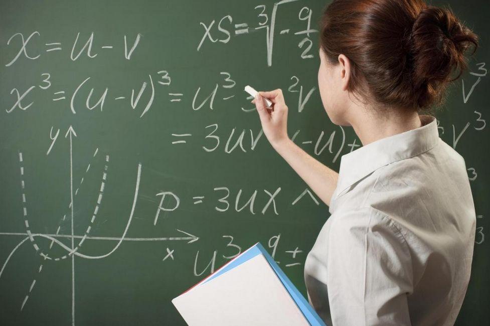 Репетитор по математике объяснит ребенку даже сложные задачи не школьного курса математики