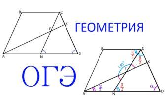 В равнобедренной трапеции ABCD биссектриса угла A