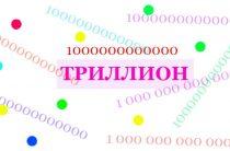 Триллион — что это такое